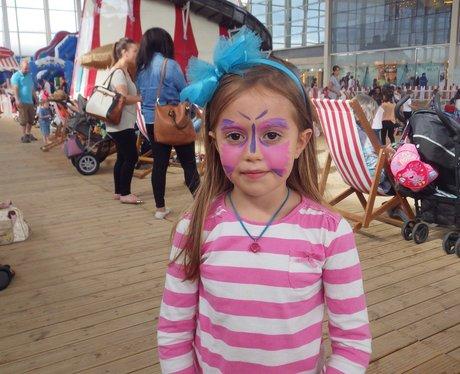 Centre:mk Summer Beach - 28th Aug 2016