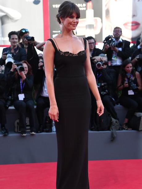 Gemma Arterton at the 73rd Venice Film Festival