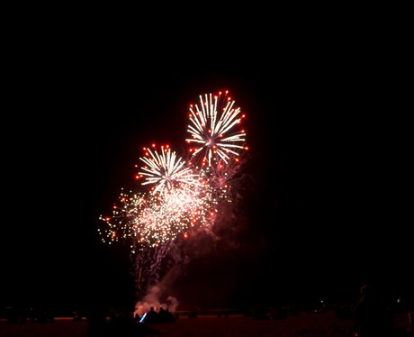 Great Yarmouth Fireworks 2016 Wk 6