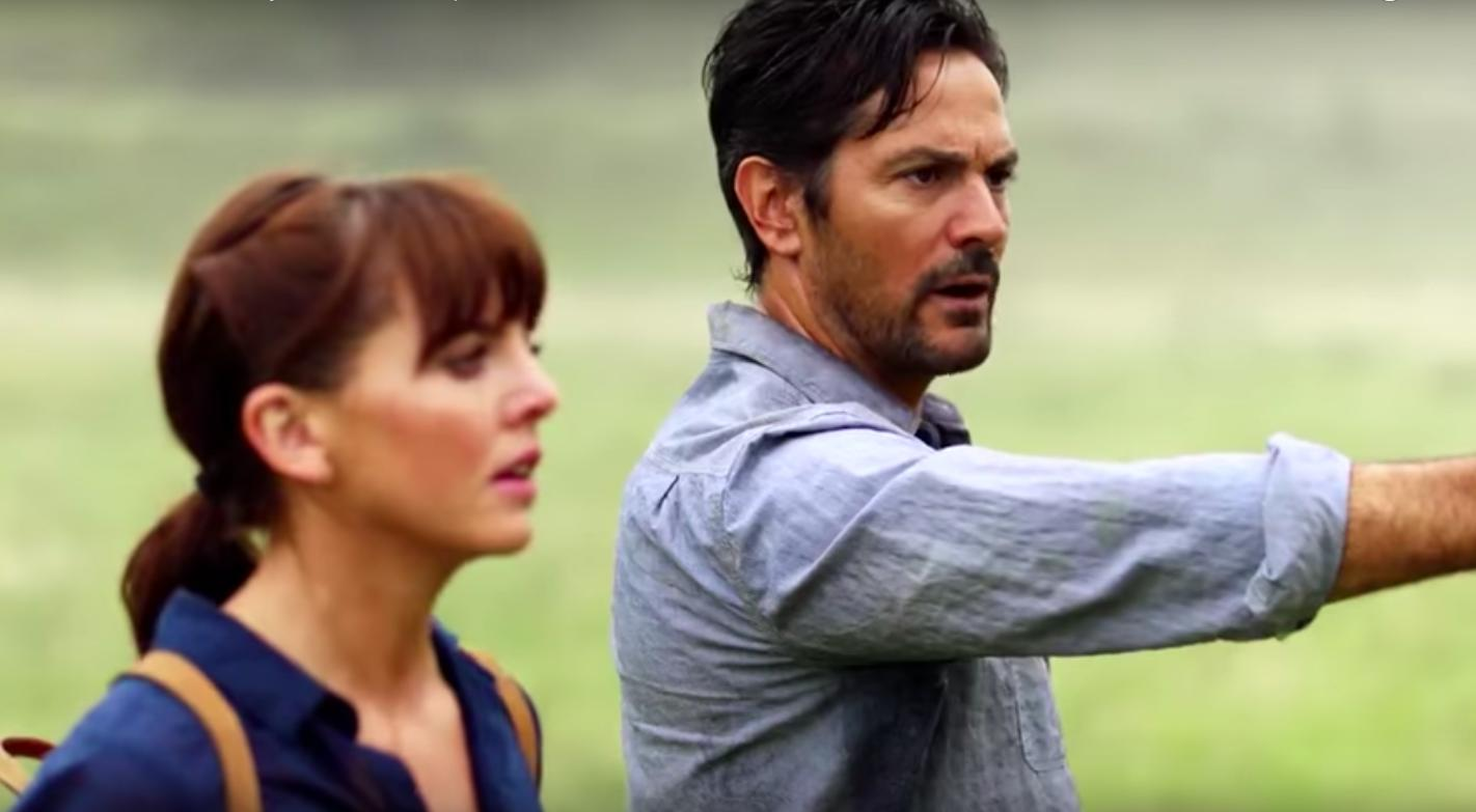 Michael Landes Hooten and the Lady