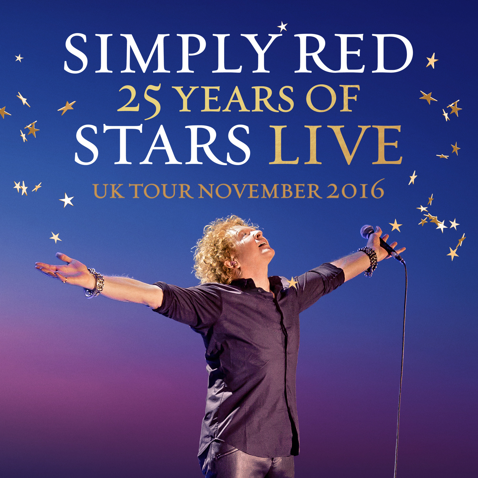 Simply Red tour picture