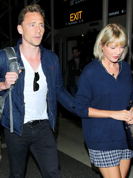 taylor swift and tom hiddleston split