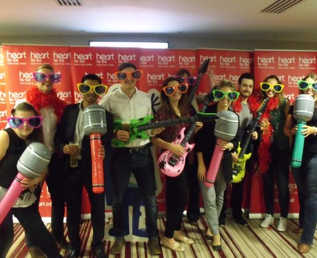 See some of the pictures from The BIG Pop Quiz 201