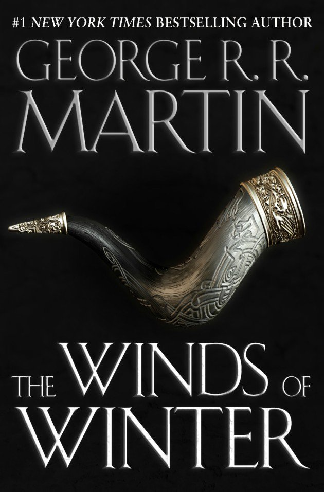 The Winds of Change book cover George R.R. Martin