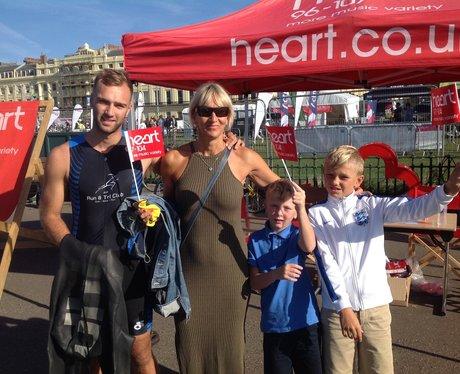 Brighton Triathlon 2016