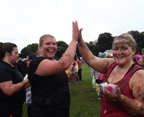 Heart Angels:Cardiff Pretty Muddy (10.09.16)