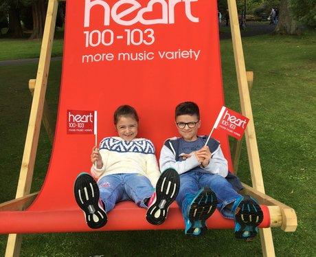 Heart Angels: Dunfermline - 10th September 2016