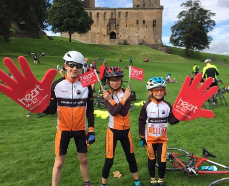 Heart Angels: Pedal for Scotland - 11th September