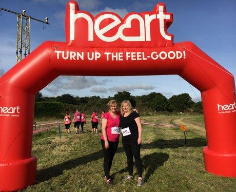 Heart Angels: Race for Life - Edinburgh Pretty Mud