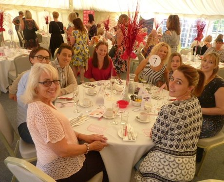 Heart's Afternoon Tea At Pontlands Park
