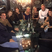 Image 8: Mark Wright family dinner