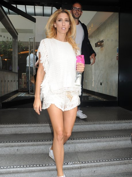 Stacey Solomon MSGL Gifting Lounge