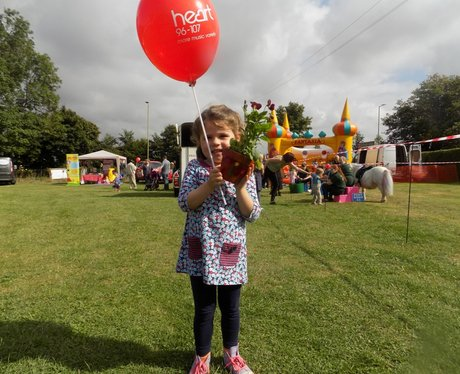 The Autumn Fair at Hertfordshire Garden Centre