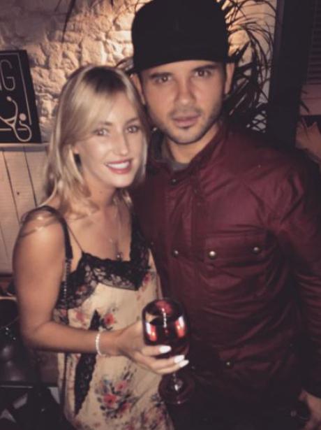 Ryan Thomas new girlfriend