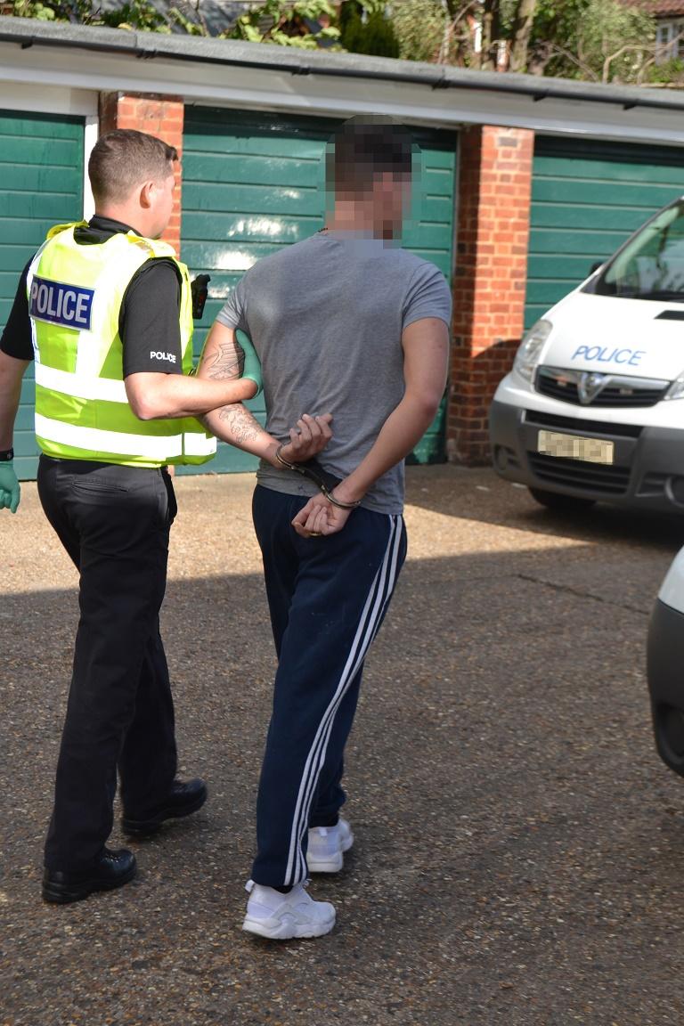 Welwyn Hatfield Asbo Crackdown 2