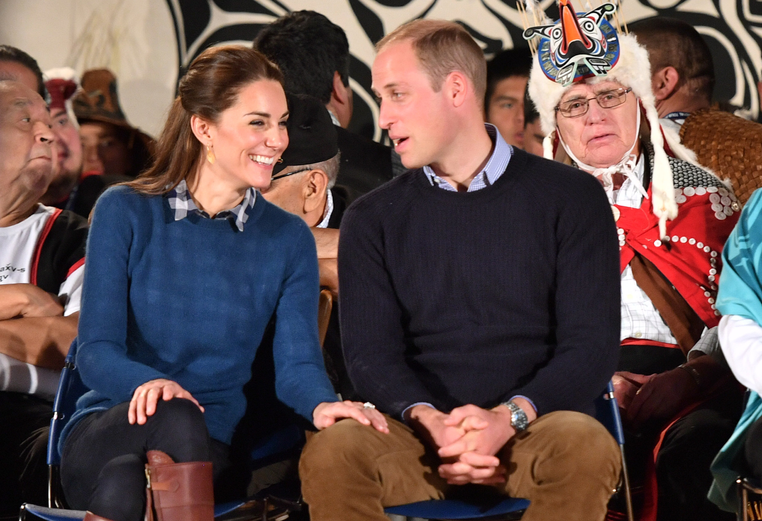 Will and Kate Royal Tour of Canada Day Three