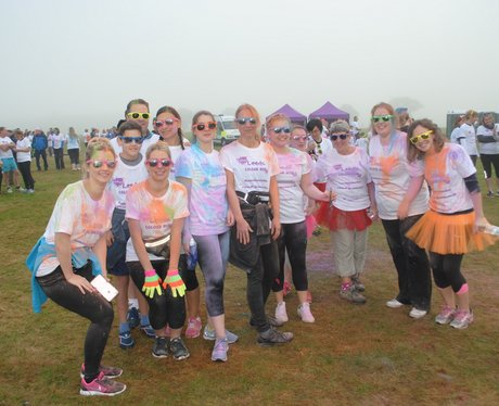 St Gemma's Colour Run