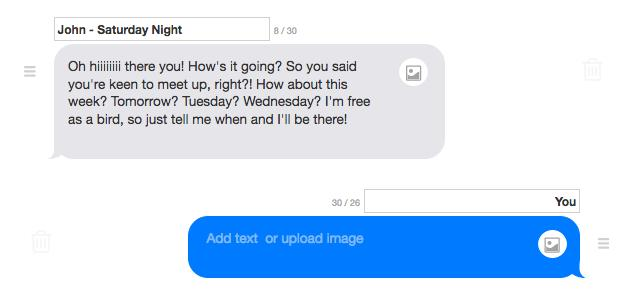Texts you shouldn't send