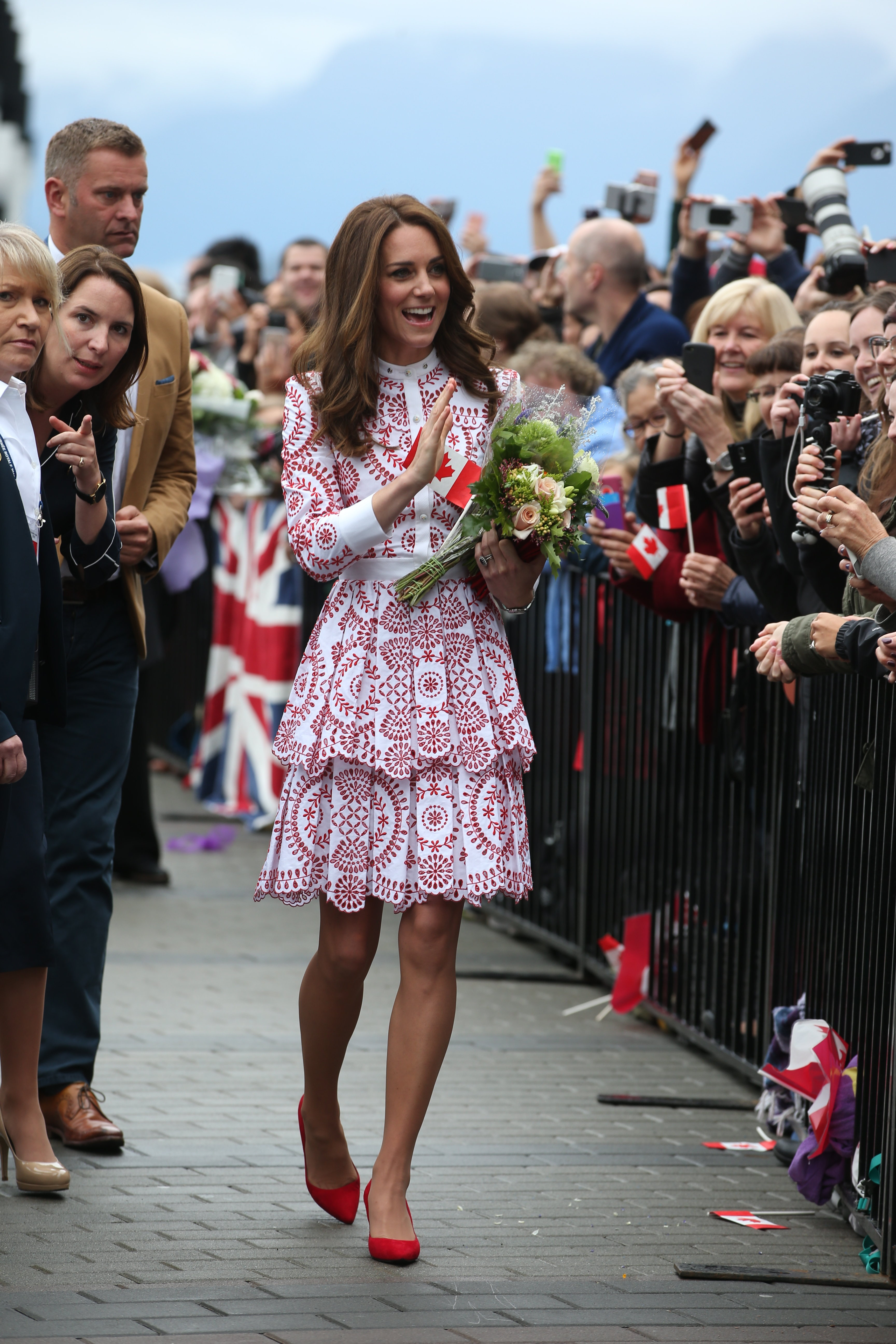What Kate Wore: Here's How You Can Achieve The Duc