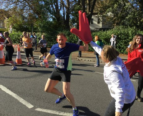 Heart Angels at Oxford Half Marathon