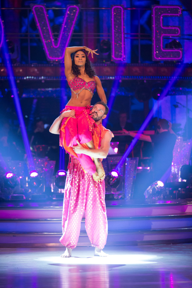 Will Young Strictly