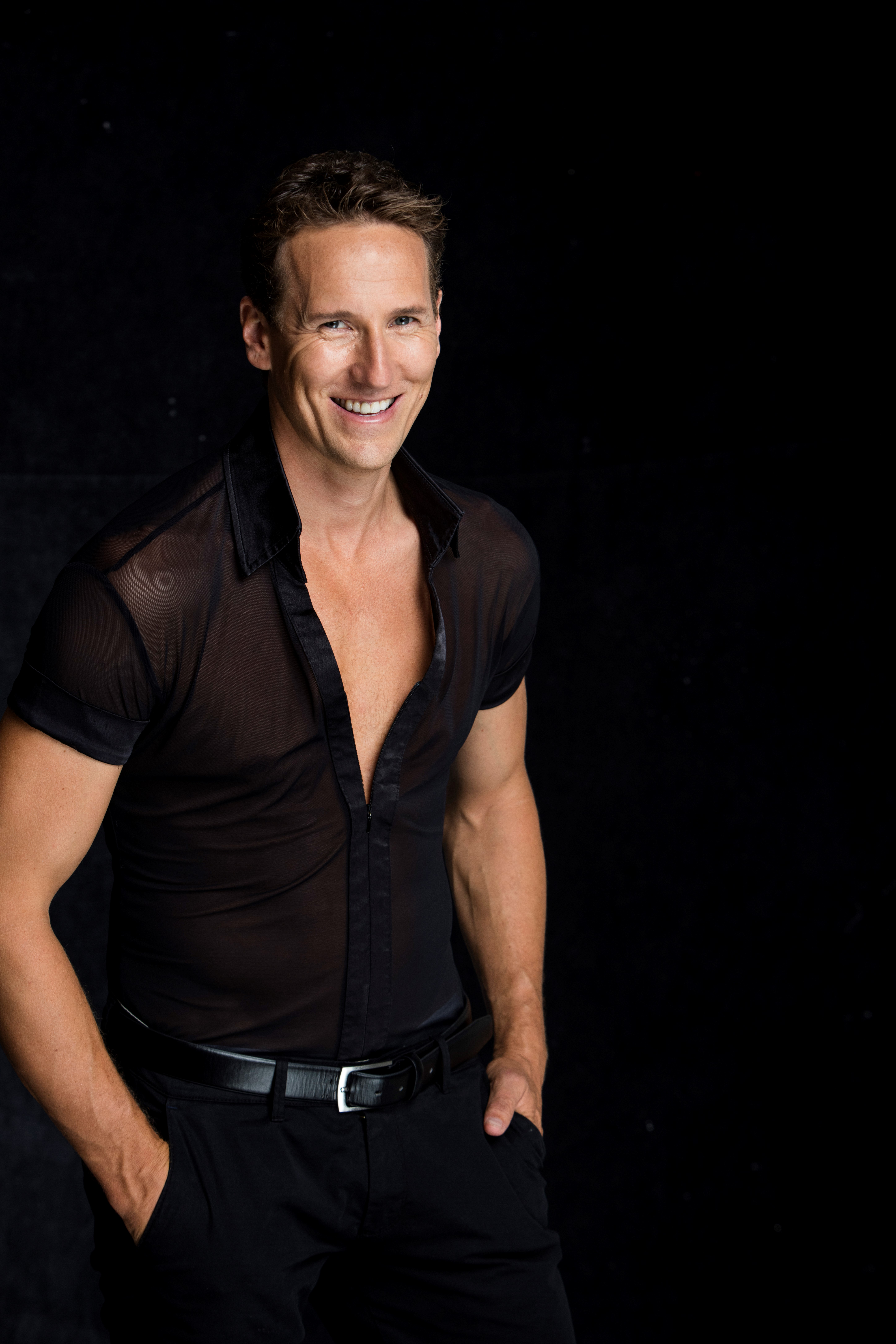 Strictly Come Dancing's Brendan Cole