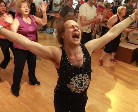 Richard Simmons Confirms The Closing Of His Landma