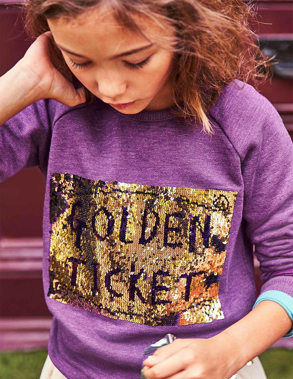 Boden Roald Dahl kids' clothing line