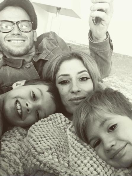 Stacey Solomon shares sweet Instagram picture of J