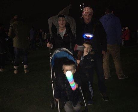 Bushey Met Fireworks