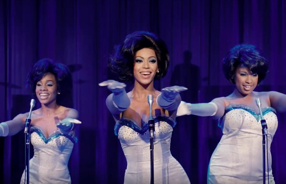 Beyonce Dreamgirls Movie