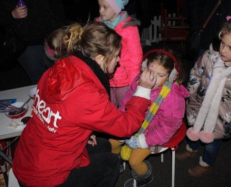 Heart Angels: Gloucester Dockss Fireworks