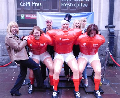 Heart Angels: Principality Autumn Internationals