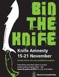 knife amnesty