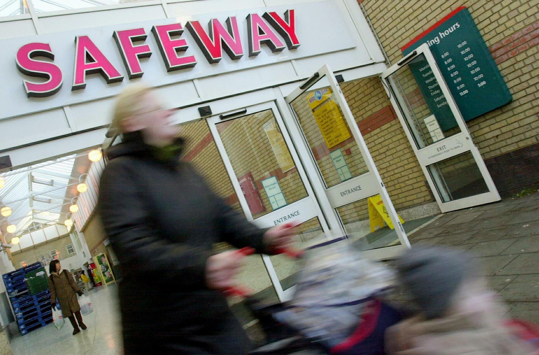 Safeway store in 2003