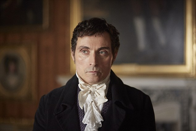 Rufus Sewell as Lord Melbourne