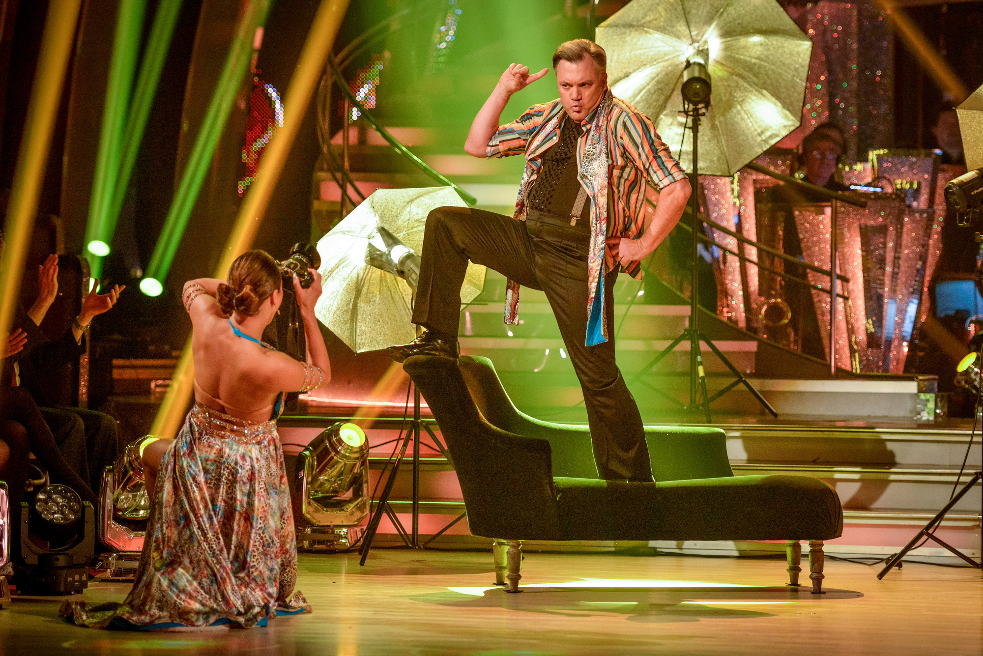 Strictly's Ed Balls Is OUT! But Not Before This Hi
