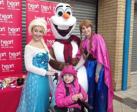 The Britten Centre's Family Fun Day