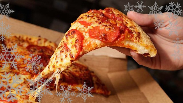 Is Dominos Open On Christmas.Domino S Make Some Noise This Christmas Heart Wiltshire