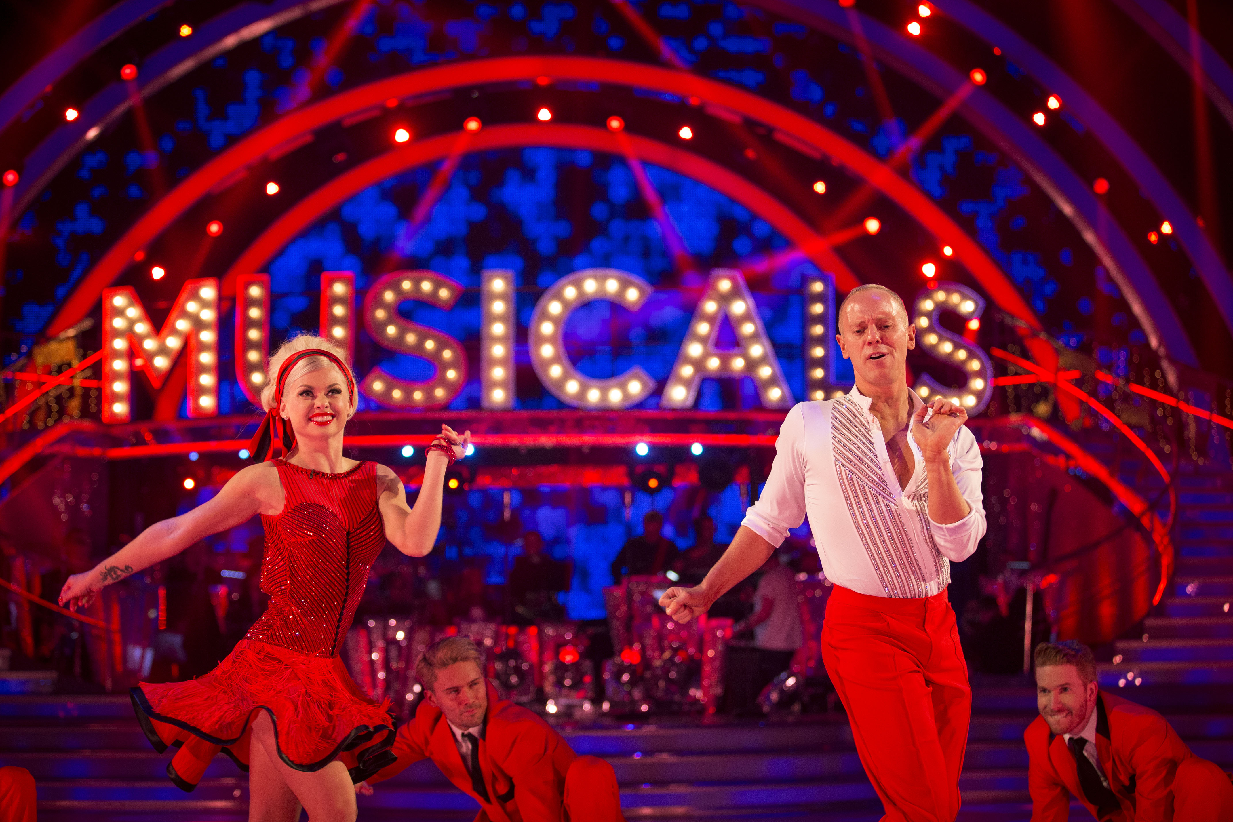 Judge Rinder Strictly Come Dancing