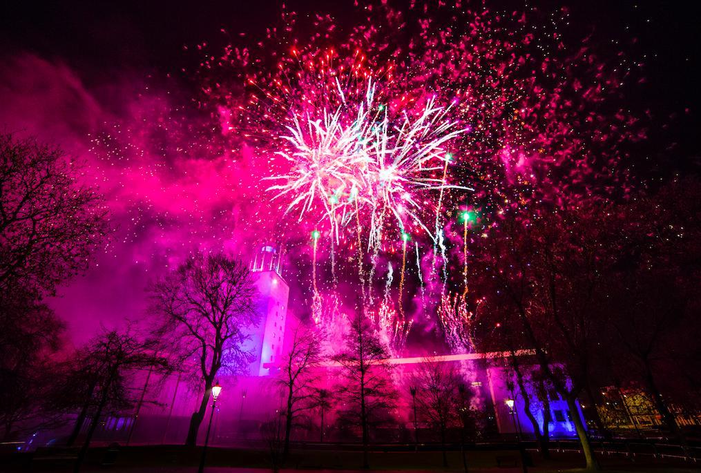 NYE Fireworks Newcastle