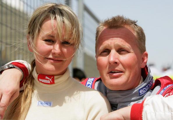 Emma Parker Bowles in Bahrain gand Prix 2006