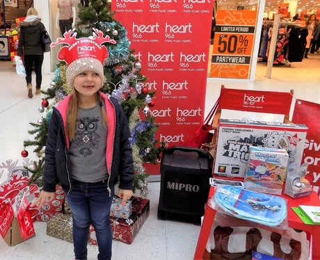 Give A Gift Pop-Up Drop Off Points
