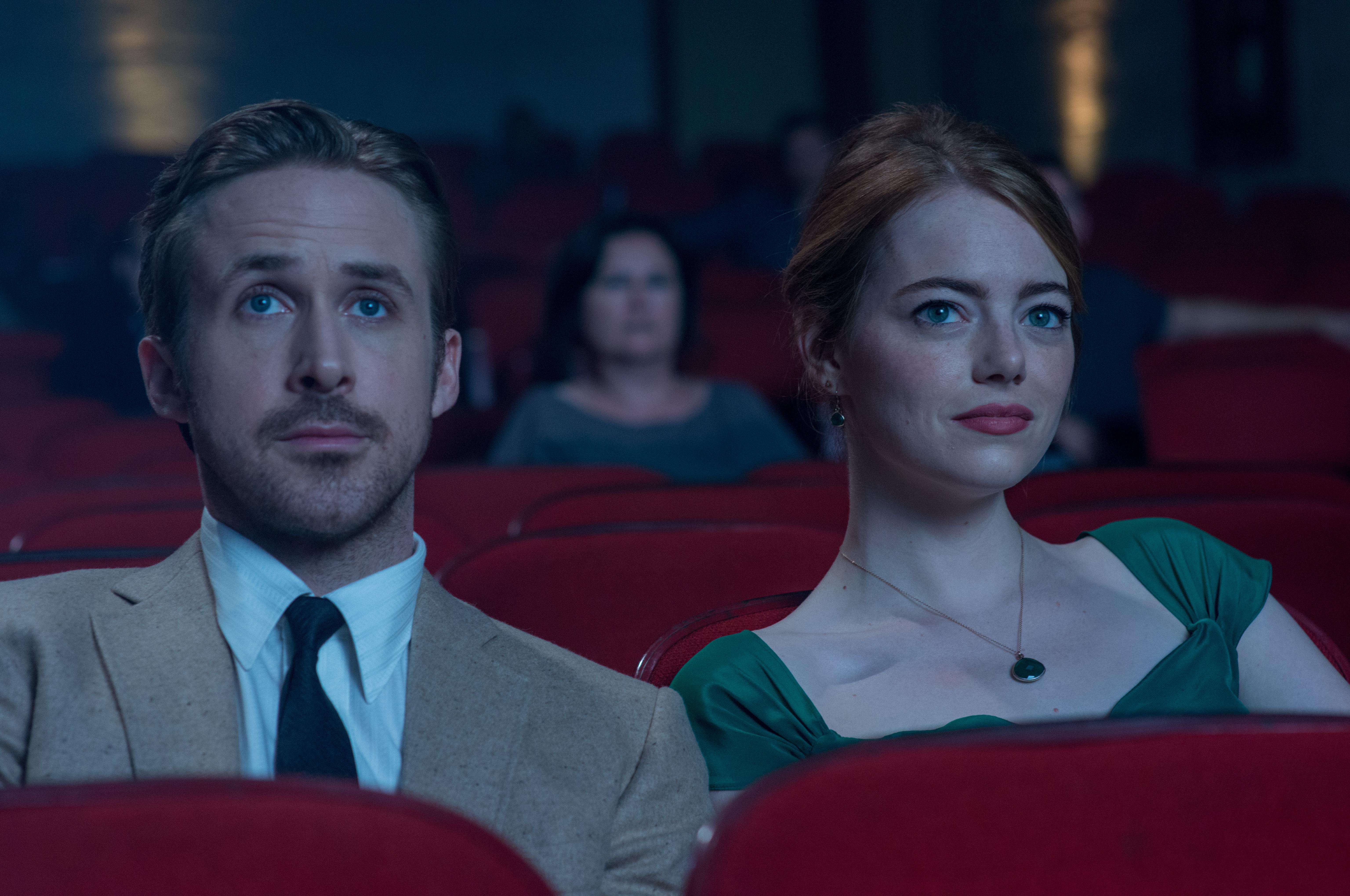 La La Land Lionsgate movie Ryan Gosling Emma Stone