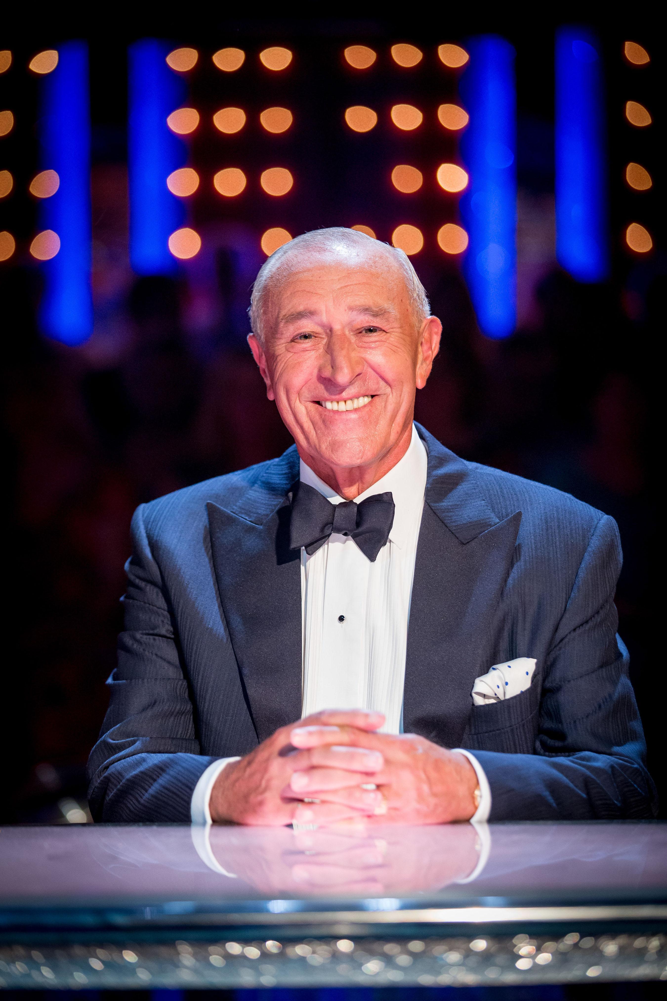 Len Goodman Strictly Come Dancing judge