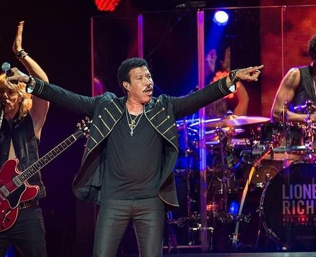 Lionel Richie At Kingsholm!