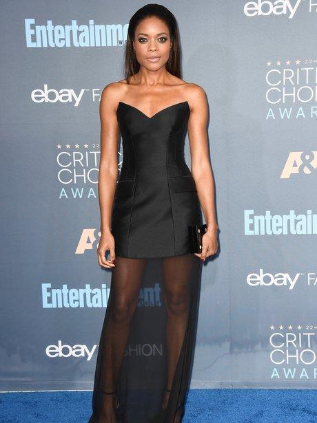 Naomi Harris Critics' Choice Award