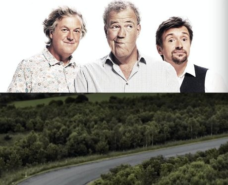 The Grand Tour's new track is at the former airbas