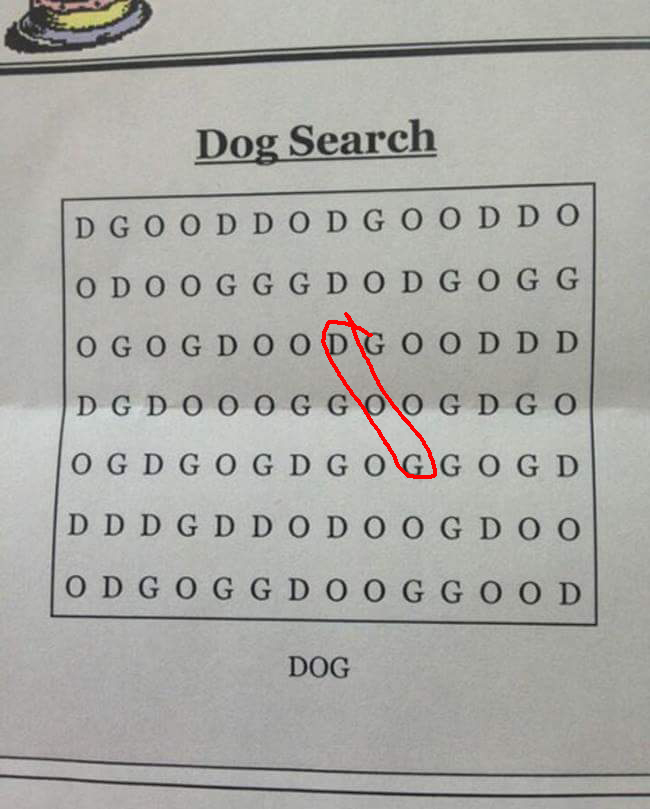 Can You Solve The 'Hardest Word Search Ever?'