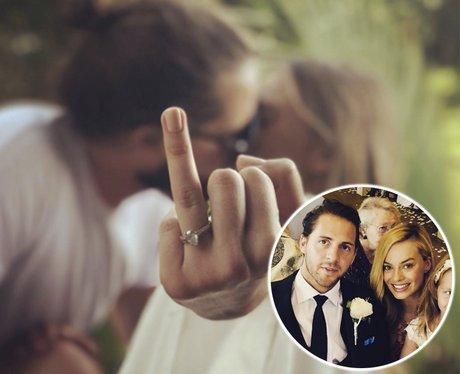 Margot Robbie married